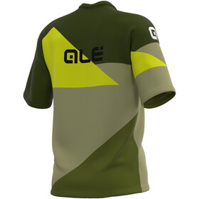 Alé Cycling Off-Road MTB Shape SS Jersey Men green